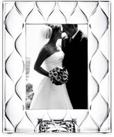 Orrefors Diamond 5-Inch x 7-Inch Picture Frame