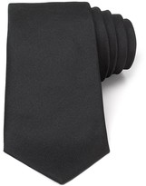 Turnbull & Asser Solid Satin Classic Tie