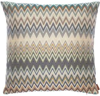 Missoni MASULEH ACETATE BLEND JACQUARD PILLOW