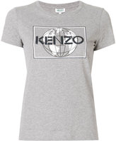 Kenzo World T-shirt - women - Cotton - S