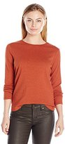 Pendleton Women's Long Sleeve Jewel Neck Rib Tee
