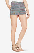 BCBGMAXAZRIA Cullen Printed Shorts