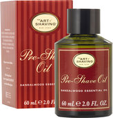 The Art of Shaving Men's Pre-Shave Oil - Sandalwood