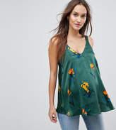 Asos Swing Cami in Floral Print