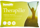 Dunlopillo Therapillo U-Shape Medium Memory Foam Pillow