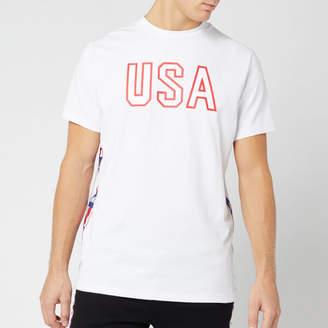 Kappa Men's Authentic La Barwa Short Sleeve T-Shirt