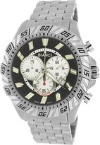 Roberto Bianci Robeto Bianci Pro Racing Men's Chrono Watch -7060MCHR-Black