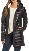 Canada Goose Women's 'Hybridge Lite' Slim Fit Hooded Packable Goose Down Coat