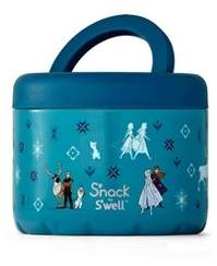 Swell S'nack by S'well Disney Frozen 2 24oz Stainless Steel Food Container - Aqua