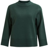 Vila Fine-Knit, Crew-Neck Jumper