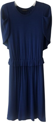 Vionnet Blue Dress for Women