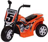 Orange Ryan Dungey Ride-On Moto Bike