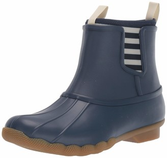 Sperry Women's Saltwater Chelsea Rubber Boots