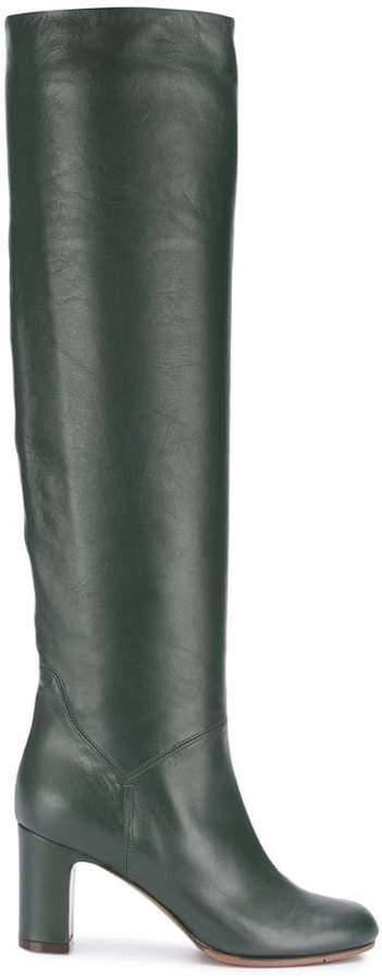 6958bc9b9 L'Autre Chose Leather Women's Boots - ShopStyle