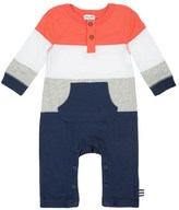 Splendid Baby Boy Stripe Knit Coverall