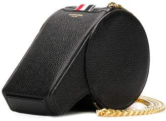 Thom Browne Pebbled Leather Whistle Bag