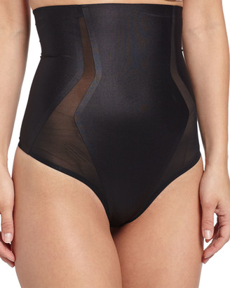 Spanx Haute Contour High-Waisted Thong Shaper
