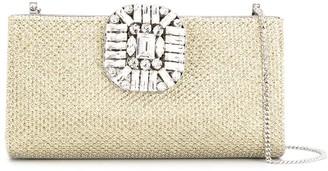 Jimmy Choo Leonis clutch bag