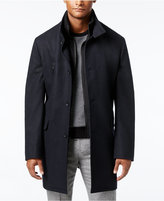 MICHAEL Michael Kors Men's Water-Resistant Bib Overcoat