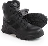 Justin Boots Steam EH Work Boots - Waterproof, Leather, Composite Toe (For Men)