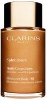 Clarins 'Splendours' Shimmer Body Oil