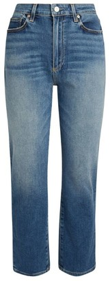 Le Jean Mia Relaxed Straight Jeans
