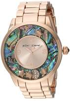 Betsey Johnson BJ00649-01 - To The Moon and Back Watches