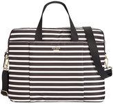 Kate Spade Striped Nylon 15-Inch Laptop Bag