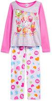 AME 2-Pc. Shopkins Pajama Set, Little Girls (2-6X) & Big Girls (7-16)