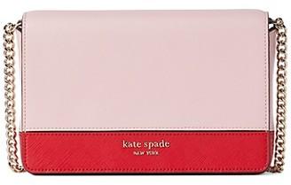 Kate Spade Spencer Leather Crossbody Wallet