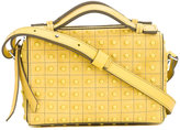 Tod's studded shoulder bag - women - Calf Leather - One Size