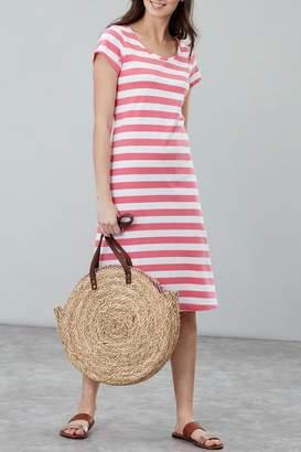 Joules Short/sleeve Swing Dress