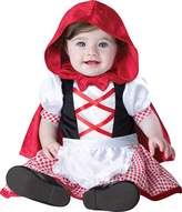 InCharacter Costumes Baby Girls' Little Red Riding Hood Costume