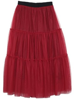 Vicolo 3/4 length skirt