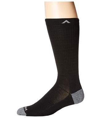 Wigwam Core NXT (Black) Crew Cut Socks Shoes