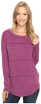Mod-o-doc So..Soft Sweater Knit Long Sleeve Pullover