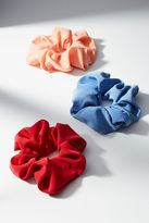 Anthropologie Celine Scrunchie Set