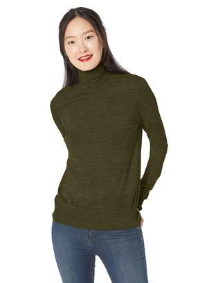 J.Crew Mercantile Women's Merino Turtleneck Sweater