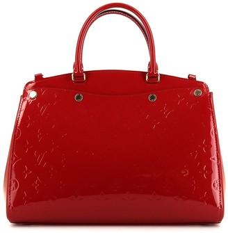 Louis Vuitton 2016 pre-owned Brea Vernis tote bag