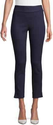Isaac Mizrahi Imnyc Skinny-Leg Ankle Pants