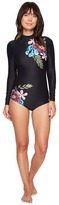 O'Neill Glamour One-Piece Swimsuit Women's Swimsuits One Piece