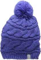 The North Face Tri Cable Pom Womens Beanie