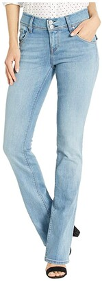 Hudson Beth Mid-Rise Baby Bootcut Jeans in Outplay (Outplay) Women's Jeans