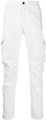C.P. Company Straight Leg Flap Pocket Trousers