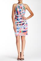 Jessica Simpson Hardware Halter Dress
