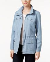 Style&Co. Style & Co Petite Utility Jacket, Only at Macy's
