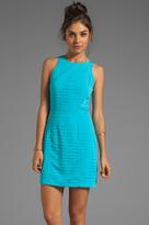 Dolce Vita Estefania Laser Cut Dress