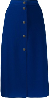 Paul Smith Buttoned Down Skirt