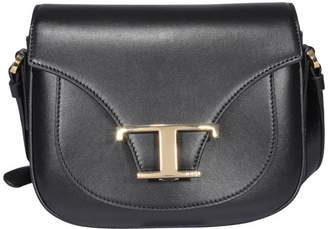 Tod's Logo Detail Shoulder Bag