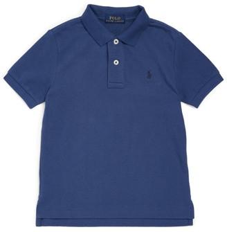 Ralph Lauren Kids Polo Pony Logo Polo Shirt (2-4 Years)